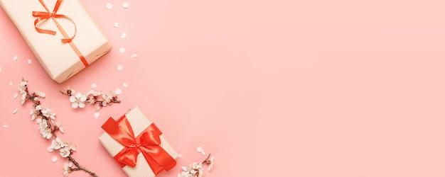 День святого валентина, день матери, концепция женского дня Premium Фотографии