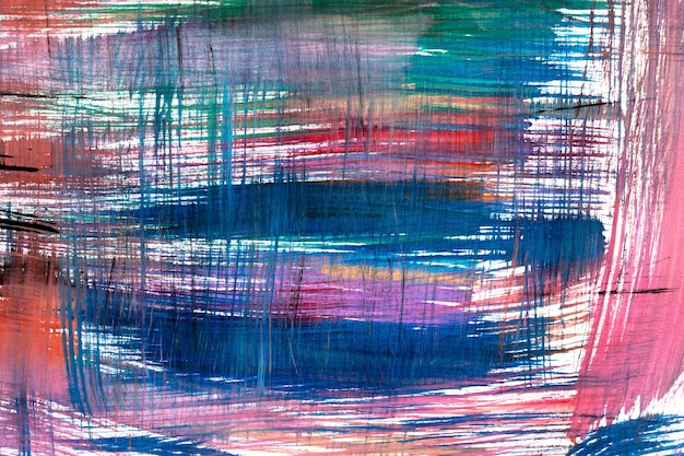 点滴水彩画の抽象芸術 Premium写真