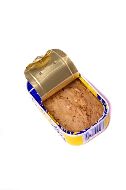 マグロ缶 Premium写真
