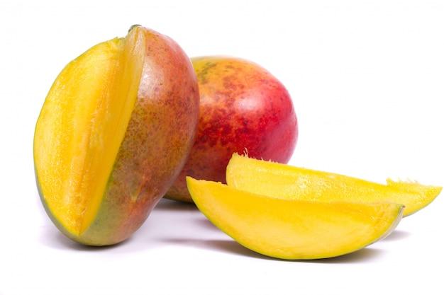 マンゴー果実 Premium写真
