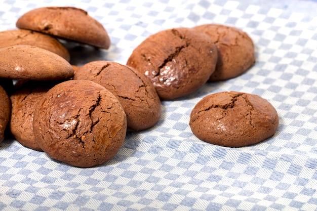 おいしいイナゴマメクッキー Premium写真
