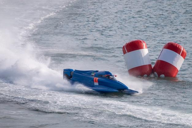 高速パワーボートレース Premium写真