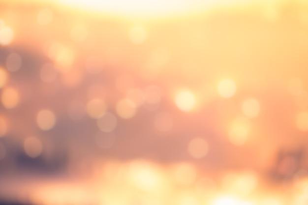 カラフルな背景、オレンジと黄色の背景 Premium写真