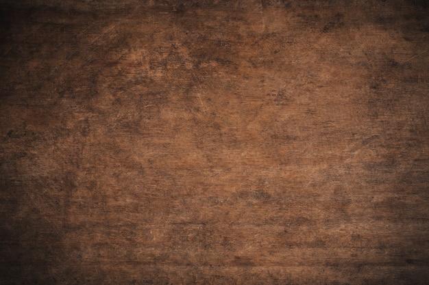 Старый гранж темный текстурированный деревянный фон Premium Фотографии