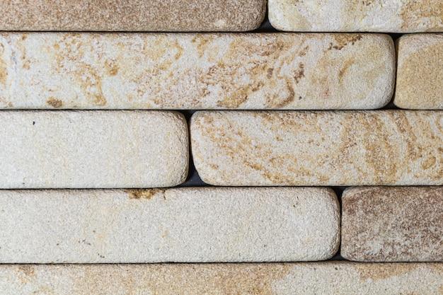 Текстура натурального камня Premium Фотографии