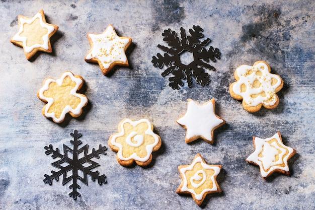 クリスマスクッキー Premium写真