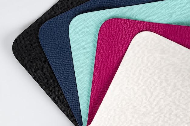 レザー素材カラーウェイ Premium写真