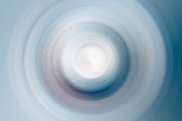 スピンサークル放射状モーションブラーの抽象的な背景、モダンなグラフィックデザインとテキストの背景、 Premium写真