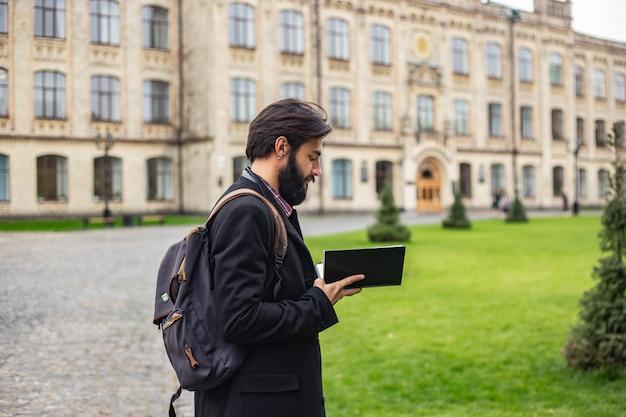学生、大学の若者 Premium写真