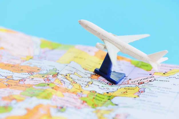 旅行の背景概念 Premium写真