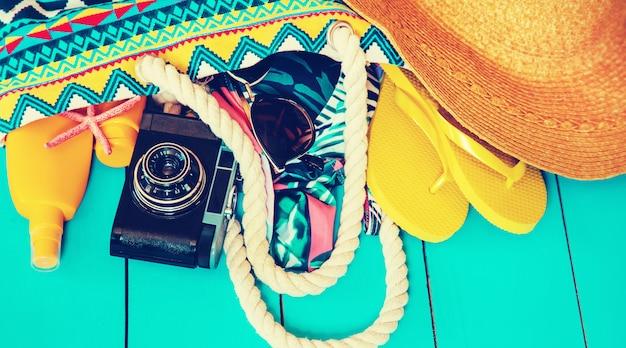 Фоновое путешествие. морские экскурсии. Premium Фотографии