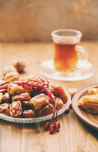 Картинки с финиками рамадан