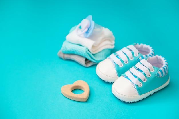 新生児用ベビー用品 Premium写真