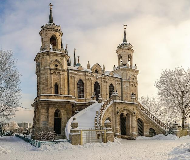 Церковь владимир Premium Фотографии