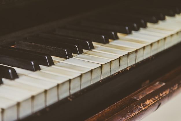ピアノキー 無料写真
