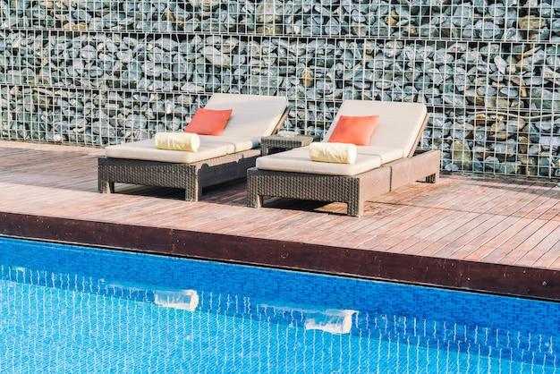 Отель бассейн курорт Бесплатные Фотографии