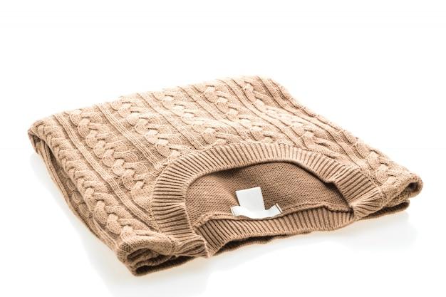 冬のセーター服 無料写真