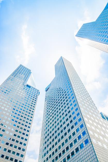 超高層ビル 無料写真
