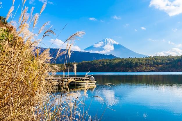 山富士の美しい風景 無料写真