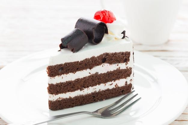 黒い森のケーキ 無料写真