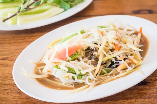 Салат из папайи Бесплатные Фотографии