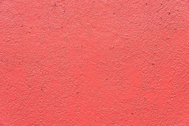 ピンクと赤のコンクリートの壁の背景 無料写真