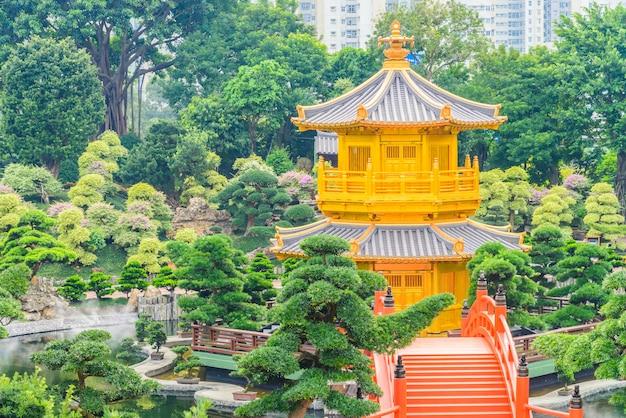 南蓮園のチーリン寺 無料写真