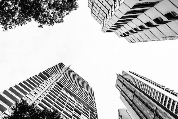 Красивое архитектурное здание Бесплатные Фотографии