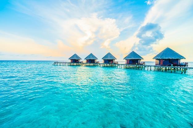 モルディブ島 無料写真