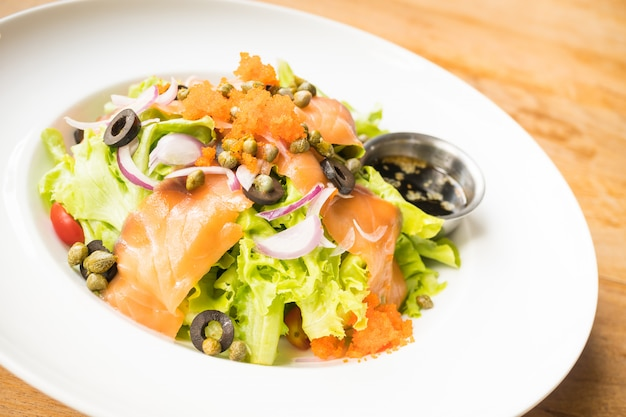 Салат из лосося Бесплатные Фотографии