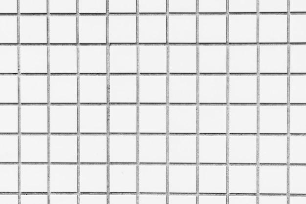 白いタイル壁のテクスチャ 無料写真