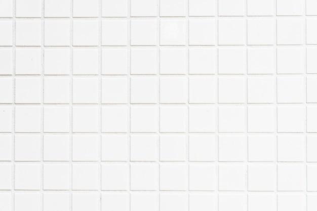 白いタイルの壁 無料写真