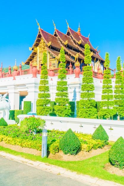 チェンマイのロイヤルパビリオン 無料写真