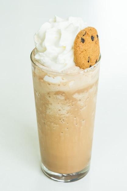 アイススムージーコーヒー 無料写真