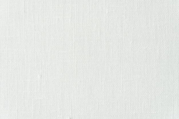 Абстрактные белые текстуры холста и поверхности Бесплатные Фотографии
