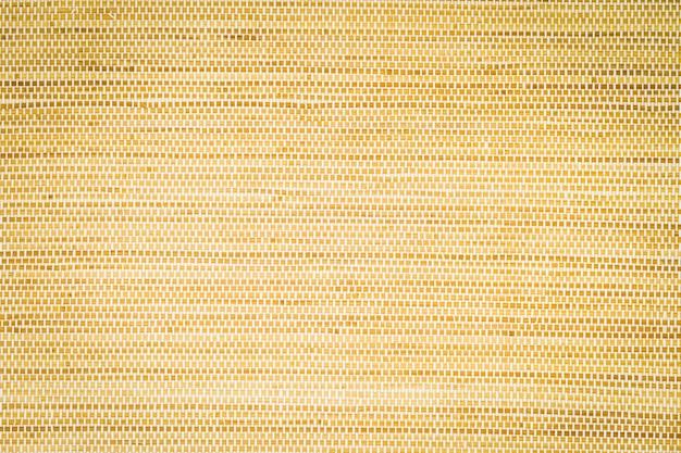 抽象的なテクスチャとわらと織物の表面 無料写真