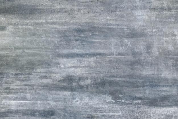 背景として青い木目テクスチャ。古いボードからの背景。ひびの入った塗料 Premium写真