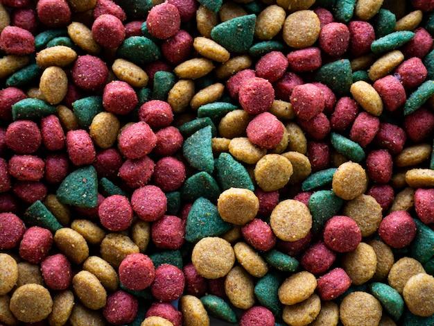 Сухой корм для собак Premium Фотографии