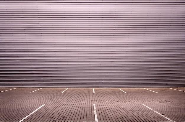空いている駐車スペース Premium写真