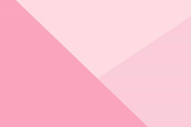 Абстрактные цветные три тон бумаги фон вектор. Premium Фотографии
