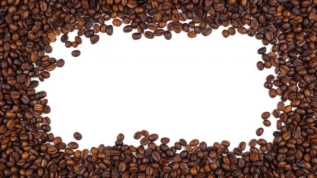 Тайский кофе в зернах Premium Фотографии