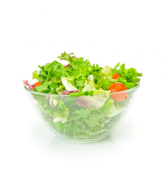 サラダ Premium写真