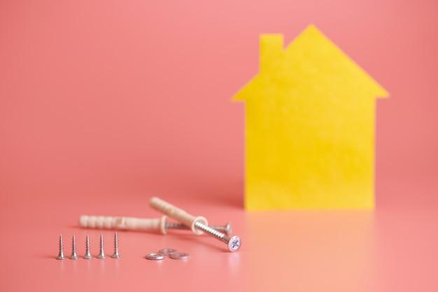 家の修理と改装されたコンセプト Premium写真