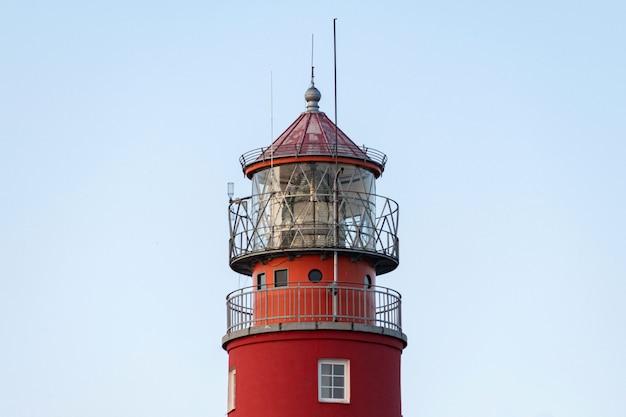 港の灯台 Premium写真
