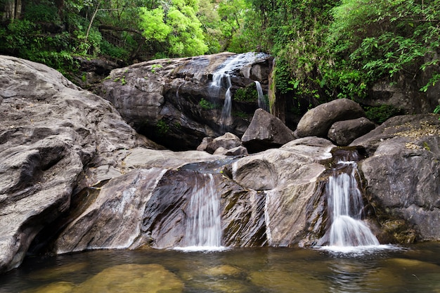 インドルッカム滝 Premium写真