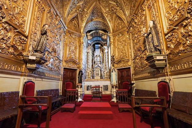 エヴォラのセ大聖堂 Premium写真