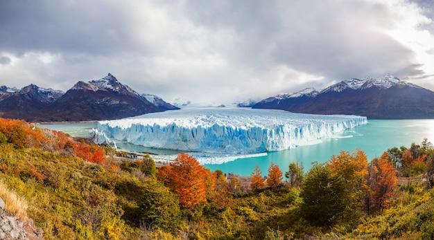 Ледник перито морено Premium Фотографии