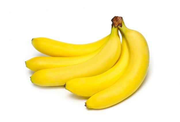 Банановая гроздь Premium Фотографии