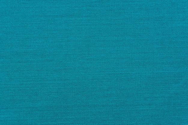生地の質感の青 Premium写真