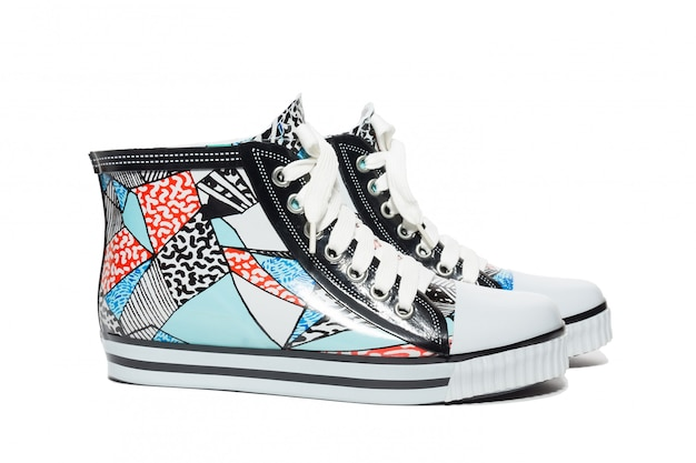 女性用ゴム靴 Premium写真